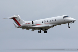 Bombardier BD-100-1A10 Challenger 300 HB-JFM