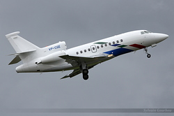 Dassault Falcon 900EX VW Air Services VP-CGE