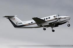 Beech B200 Super King Air D-IANA