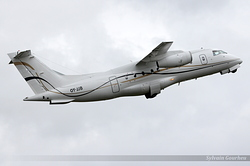 Dornier Do-328JET-300 Sun Air of Scandinavia OY-JJB