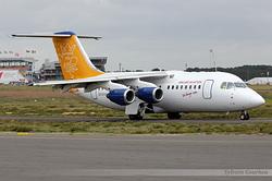 British Aerospace BAe 146/Avro RJ Malmo Aviation SE-DJR