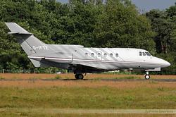 British Aerospace HS-125-700B Interflight G-IFTE
