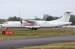 ATR-72-201 Danish Air Transport OY-RUD