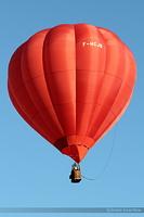Lindstrand Balloon SF F-HCJB / N°1138