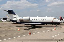 Canadair CC-144C Challenger N810D