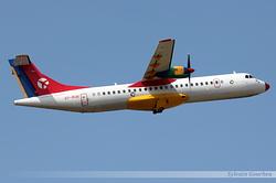 ATR-72-202 Danish Air Transport OY-RUB