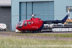 MBB BO-105DBS-4 Bond Air Services G-BUXS