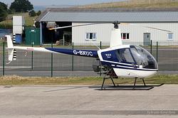 Robinson R-22 Beta G-BXUC