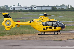 Eurocopter EC-135 P1 WPD Helicopters G-WPDD