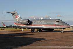 Canadair CL-600-2B16 Challenger 604 Denmark Air Force C-168