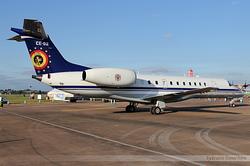 Embraer ERJ-135LR Belgium Air Force CE-02