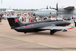 Aero L-29 Delfin Red Star Rebels G-DLFN