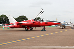 Hawker Siddeley Gnat T1 XR538 / G-RORI