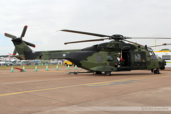 NHI NH-90 TTH Finland Army NH-209
