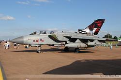 Panavia Tornado GR4A Royal Air Force ZA412