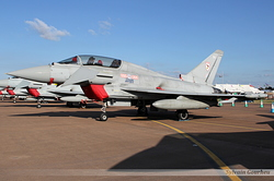 Eurofighter EF-2000 Typhoon T3 Royal Air Force ZJ803 / BA