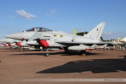 Eurofighter EF-2000 Typhoon FGR4 Royal Air Force ZJ939 / DXI
