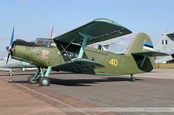 Antonov An-2T Estonia Air Force 40