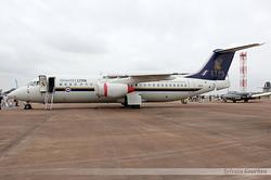 British Aerospace Avro 146-RJ100 QinetiQ QQ101