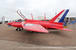 Hawker Siddeley Gnat T1 G-TIMM / XS111
