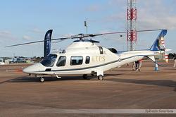 Agusta A-109E Power QinetiQ ZE416