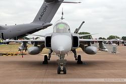 Saab JAS-39D Gripen Sweden Air Force 39834