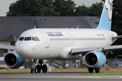 Airbus A320-214 Aigle Azur F-HBAP