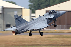 Saab JAS-39C Gripen Sweden Air Force 39209