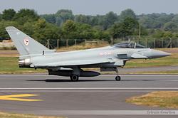 Eurofighter EF-2000 Typhoon FGR4 Royal Air Force ZK306