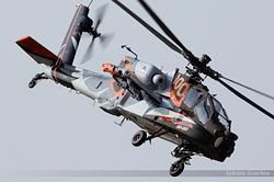 Boeing AH-64D Apache Longbow Netherlands Air Force Q-17