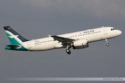 Airbus A320-233 Silk Air 9V-SLS / D-AXAG