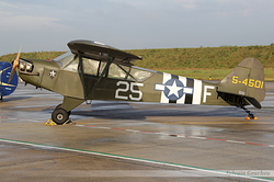 Piper J3C-65-Cub Aéro-Club du Finistère F-BETK