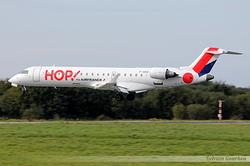 Canadair CL-600-2C10 Regional Jet CRJ-702 HOP! F-GRZI