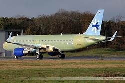 Airbus A320-214SL Interjet XA-LHG / D-AVVG
