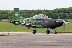 Pilatus PC-7 Austria Air Force 3H-FG
