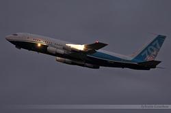 Boeing 707-138 République Démocratique du Congo 9Q-CLK
