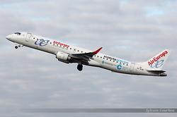 Embraer ERJ-190-200SR Air Europa EC-KXD