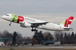 Airbus A320-214 TAP Portugal CS-TNN