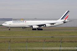 Airbus A340-312 Air France F-GLZH