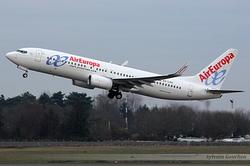 Boeing 737-85P(WL) Air Europa EC-LXV