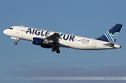 Airbus A320-214 Aigle Azur F-HBIO