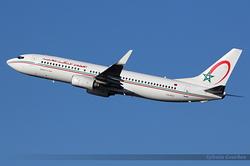 Boeing 737-8B6 Royal Air Maroc CN-RNZ