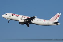 Airbus A320-211 Tunisair TS-IMN