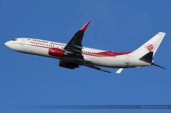 Boeing 737-8D6(WL) Air Algérie 7T-VKD