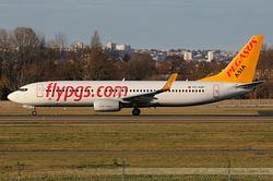 Boeing 737-82R Pegasus Asia TC-AZP