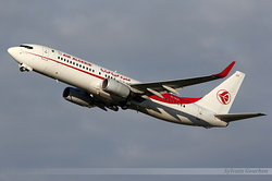 Boeing 737-8D6 Air Algerie 7T-VJJ