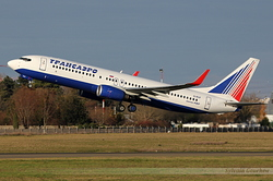 Boeing 737-85P Transaero Airlines EI-RUF