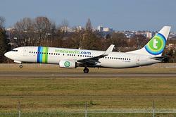 Boeing 737-8K2 Transavia Airlines F-GZHD
