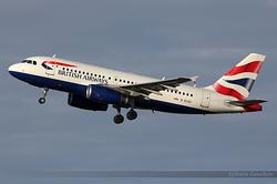 Airbus A319-131 British Airways G-EUOI