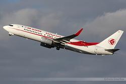 Boeing 737-8D6 Air Algerie 7T-VJL